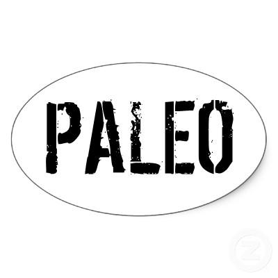 Paleo Bumper Sticker